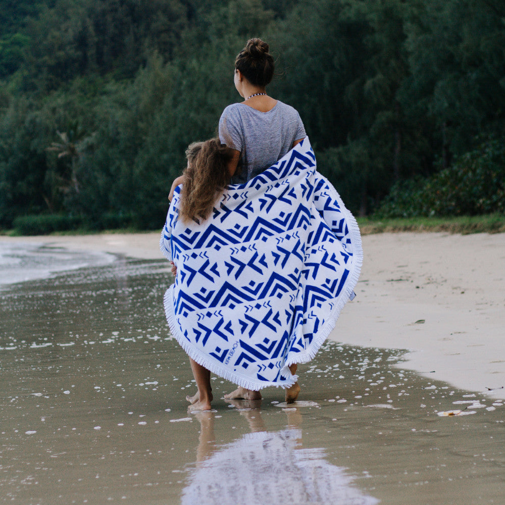 roundie beach towels