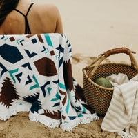cotton roundie towels