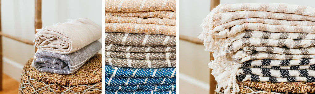 Post-Wash Care for Turkish Towels