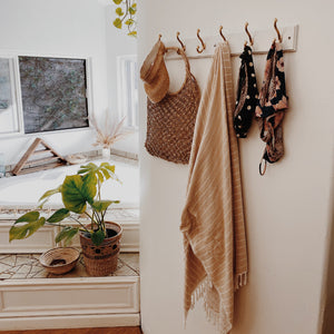 turkish bath towels neutral