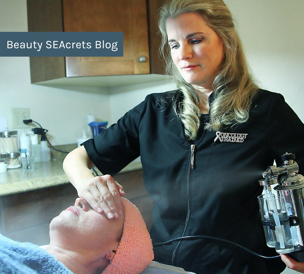 Ask an Esthetician: Massachusetts Esthetician Julie Mahoney Shares Advice from 36 years of Facial Practice