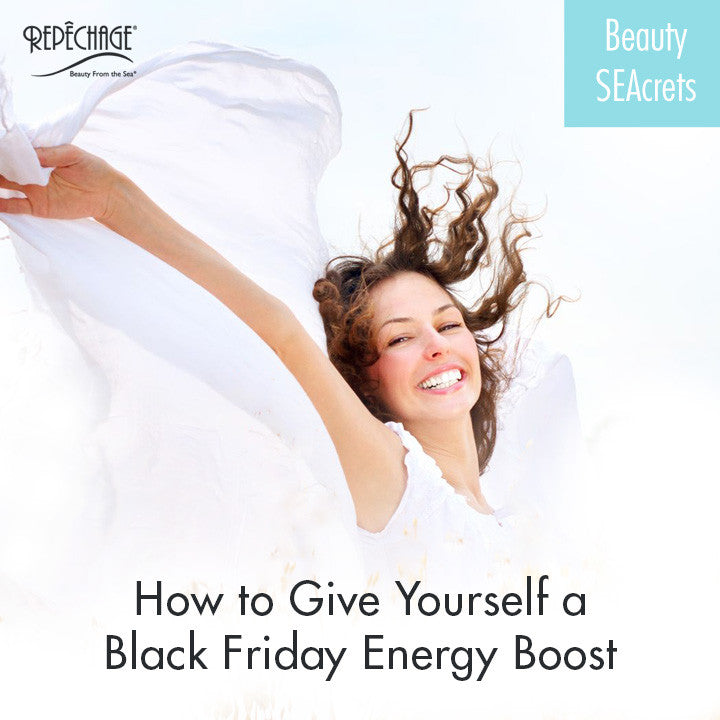 How to Give Yourself a Black Friday Energy Boost