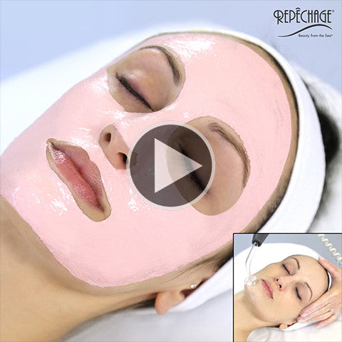 Hydra Medic® Facial (Time Lapse)