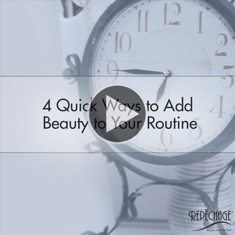 4 Quick Ways To Add Beauty To Your Routine