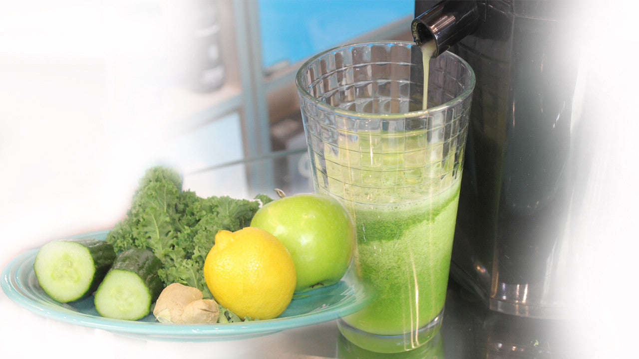 Detox Juice Recipe for an Energy-Boost and Better Skin!