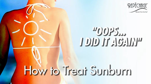 How to Treat Sunburn | 4 Tips to Soothe, Protect & Prevent | Sunburn Remedies