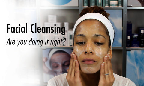 How to Wash Your Face | Facial Cleansing, Skin Care Routine | Hydra 4 Cleanser
