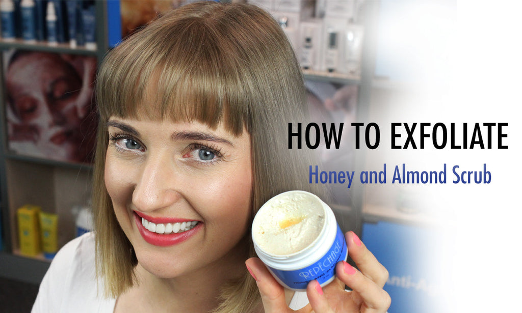 How to Exfoliate Naturally with the Best Natural Face Scrub