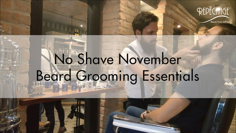 No Shave November: Beard Grooming Essentials