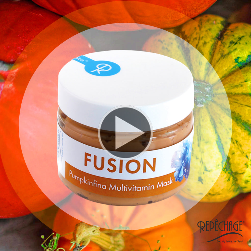 FUSION Pumpkinfina Multivitamin Mask