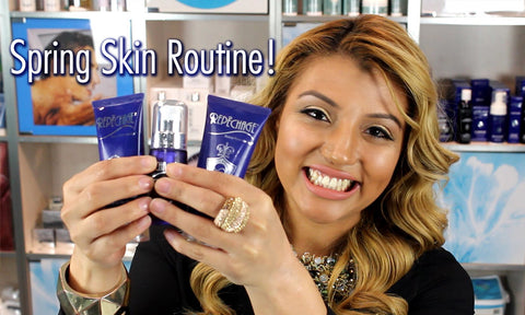 Spring Skin Care Routine - Tips for Healthy Skin!