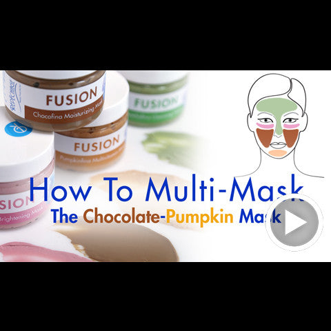 The Chocolate-Pumpkin Mask