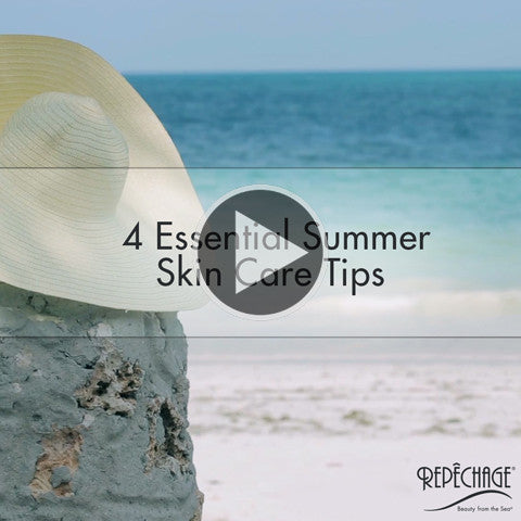 4 Essential Summer Skin Care Tips