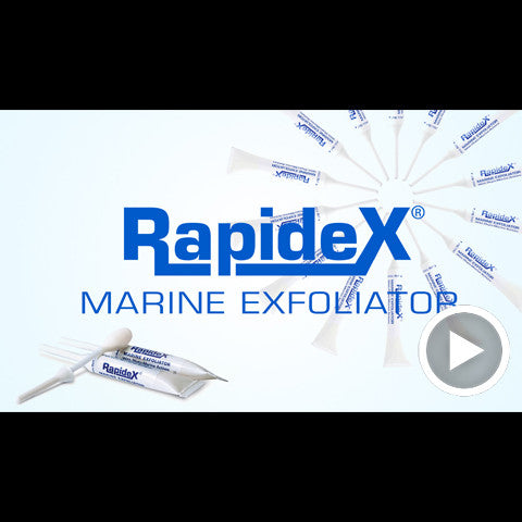 Rapidex: The Original Cotton Swab Exfoliator