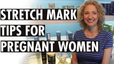 Stretch Mark Tips for Pregnant Women