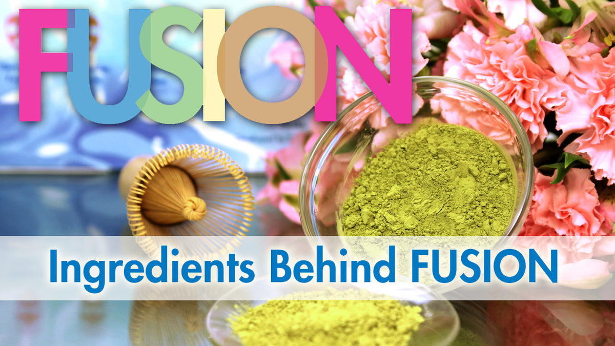 Ingredients Behind FUSION