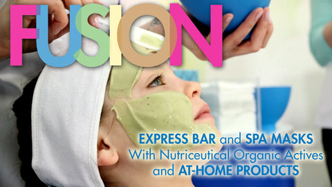 An Introduction to FUSION Express Bar & Spa Masks
