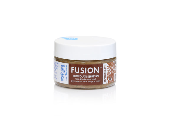 FUSION™ Chocolate Espresso Face & Body Sugar Scrub