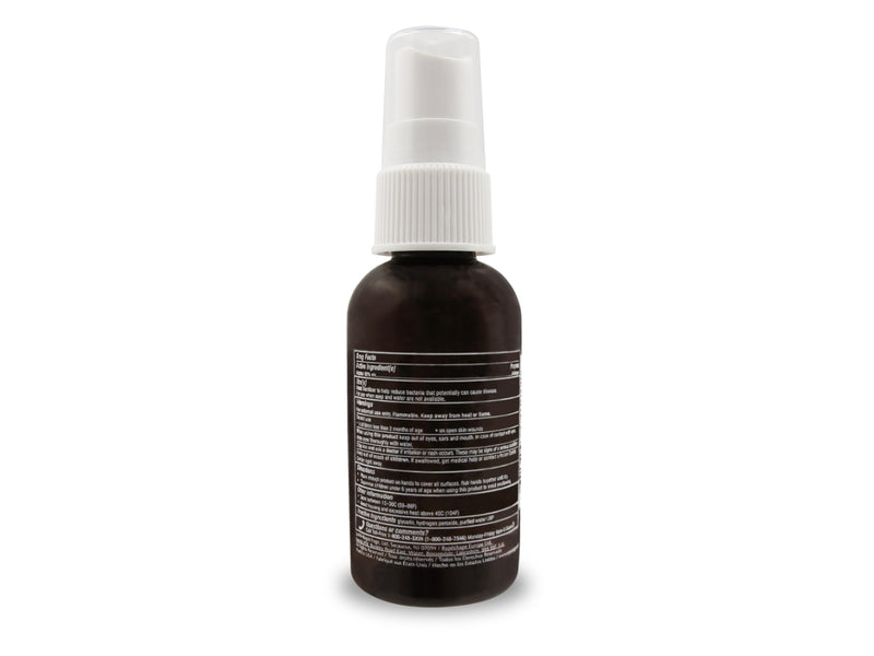 Hand Sanitizer Spray On (2 fl oz)