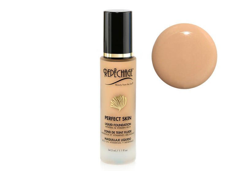 Perfect Skin Liquid Foundation - Cool Tone (PS02)