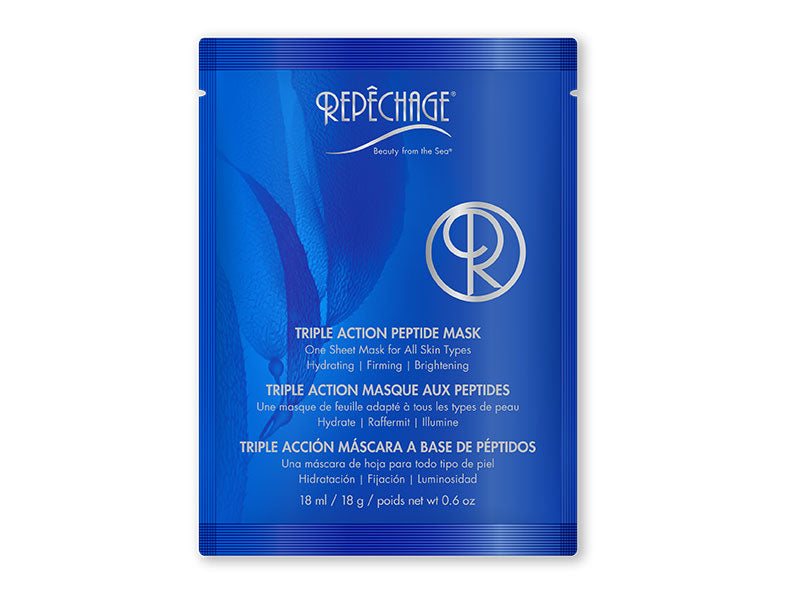 Triple Action Peptide Mask - Single Sheet Mask