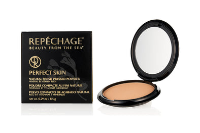 Perfect Skin Natural Finish Pressed Powder - Natural Beige