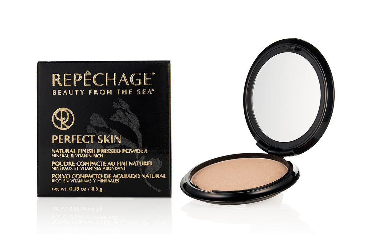 Perfect Skin Natural Finish Pressed Powder - Pure Light