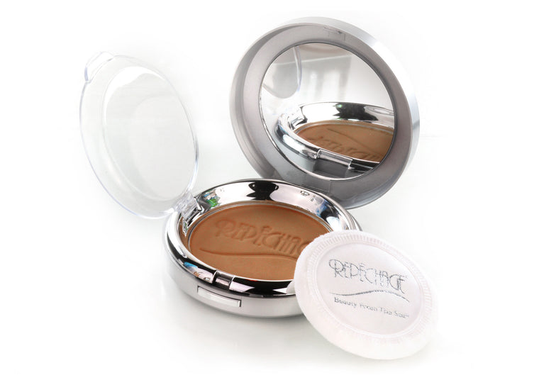 Perfect Skin Natural Finish Pressed Powder - Dark