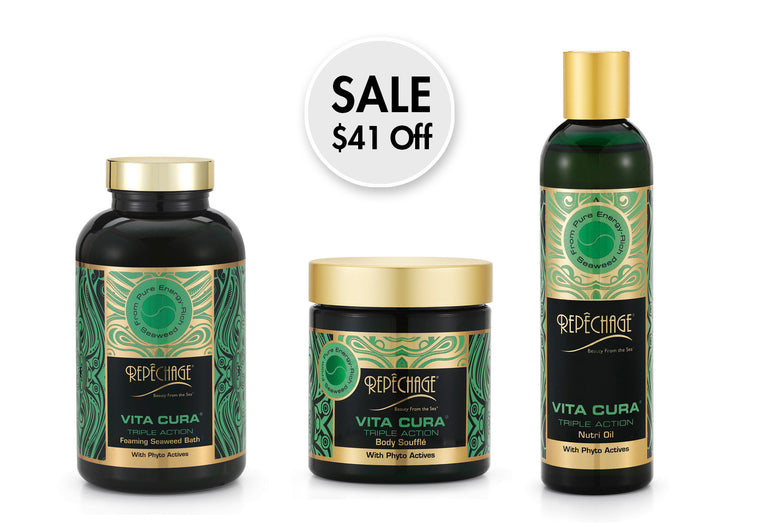 SALE: Vita Cura® Triple Action February Special