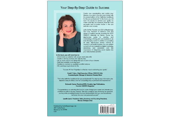 Success at Your Fingertips: How to Succeed in the Skin Care Business - EBook