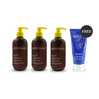 NEW Hand Wash & Hand Cream Offer - Buy 3 Hand Wash Get Hand Cream FREE (2 fl oz)