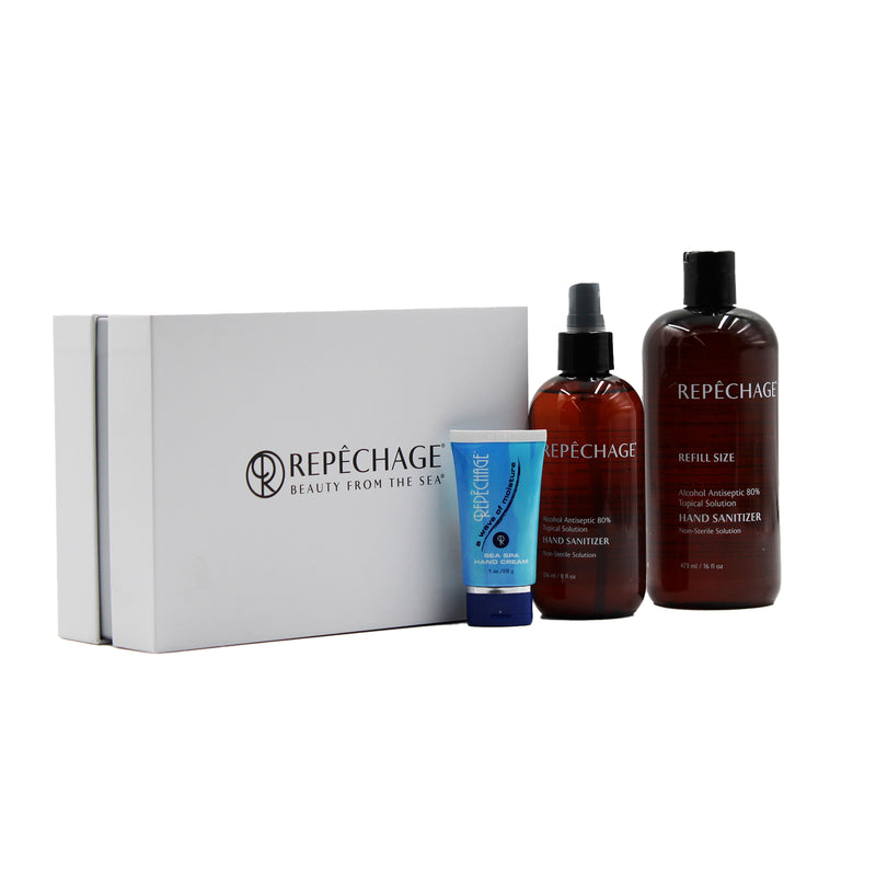 Healthy and Hydrated Hands Gift Set
