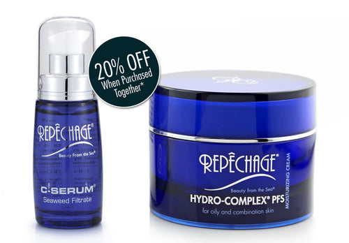 SPECIAL: C-Serum® Seaweed Filtrate and Hydro-Complex® PFS For Oily and Combination Skin 20% OFF