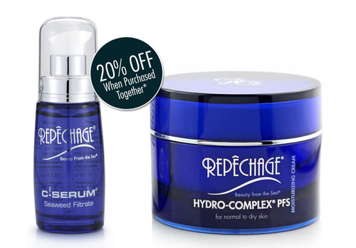 SPECIAL: C-Serum® Seaweed Filtrate and Hydro-Complex® PFS For Dry Skin 20% OFF