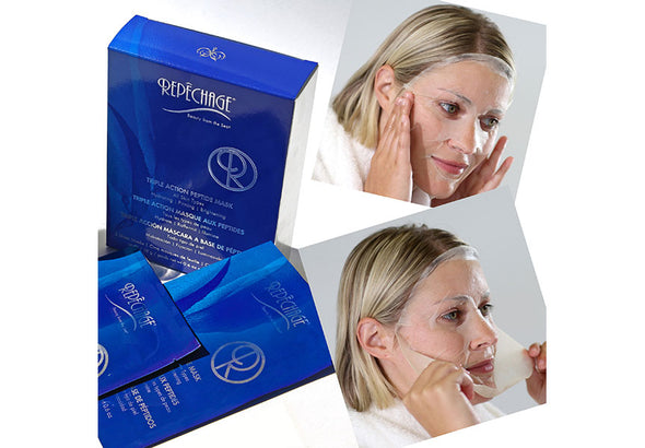 Triple Action Peptide Mask For All Skin Types