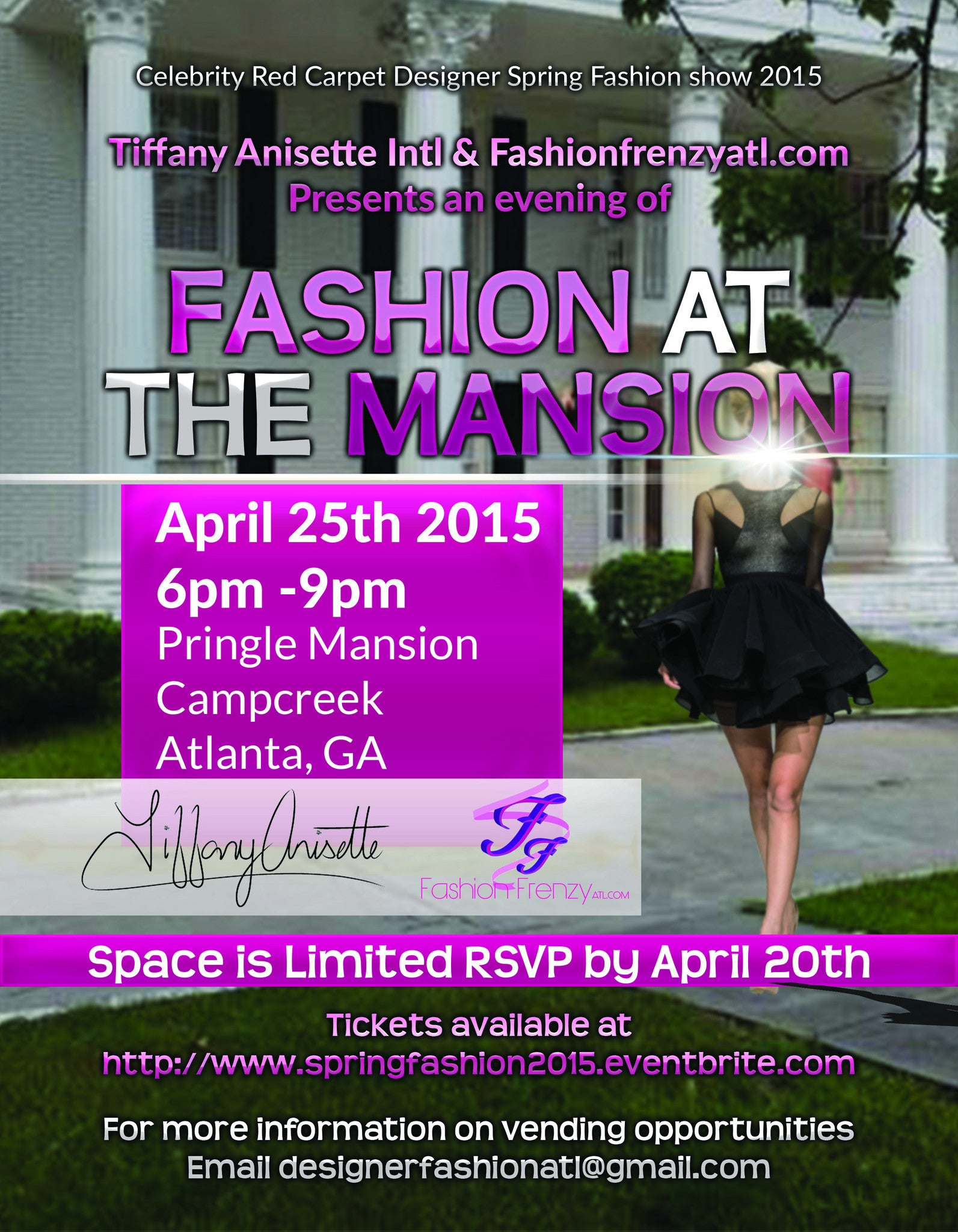 The Biggest Spring 2015 Fashion Show.