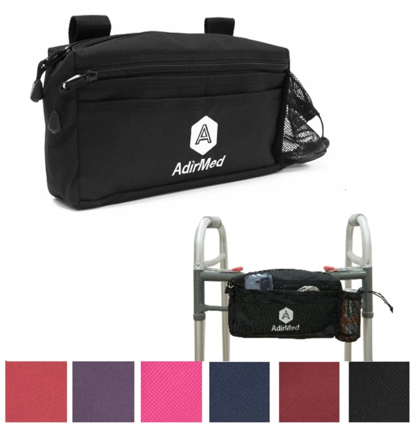 A Wheelchair/Walker POUCH - Adirmed Colors - BAGS-Walker/Wheelchair/Scooter