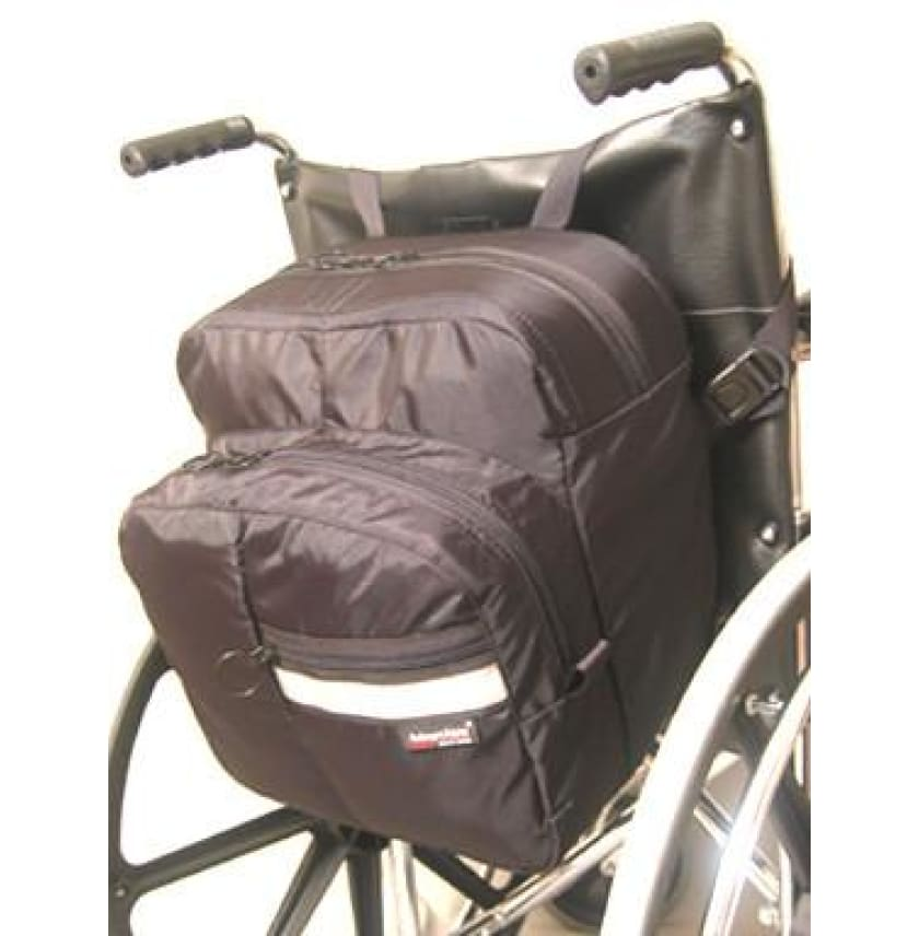Adaptable Designs JAZZ Backpack - Jazz Backpack - BAGS-Walker/Wheelchair/Scooter