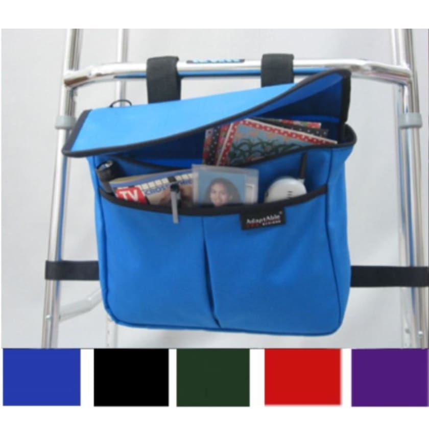 Adaptable Designs WALKABOUT Bag - Choose Your Color Here - BAGS-Walker/Wheelchair/Scooter