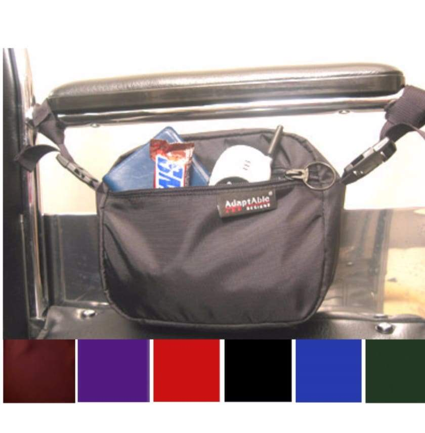 Adaptable Designs Wheelchair/Walker WALLABY Pouch - Choose Your Color Here - BAGS-Walker/Wheelchair/Scooter