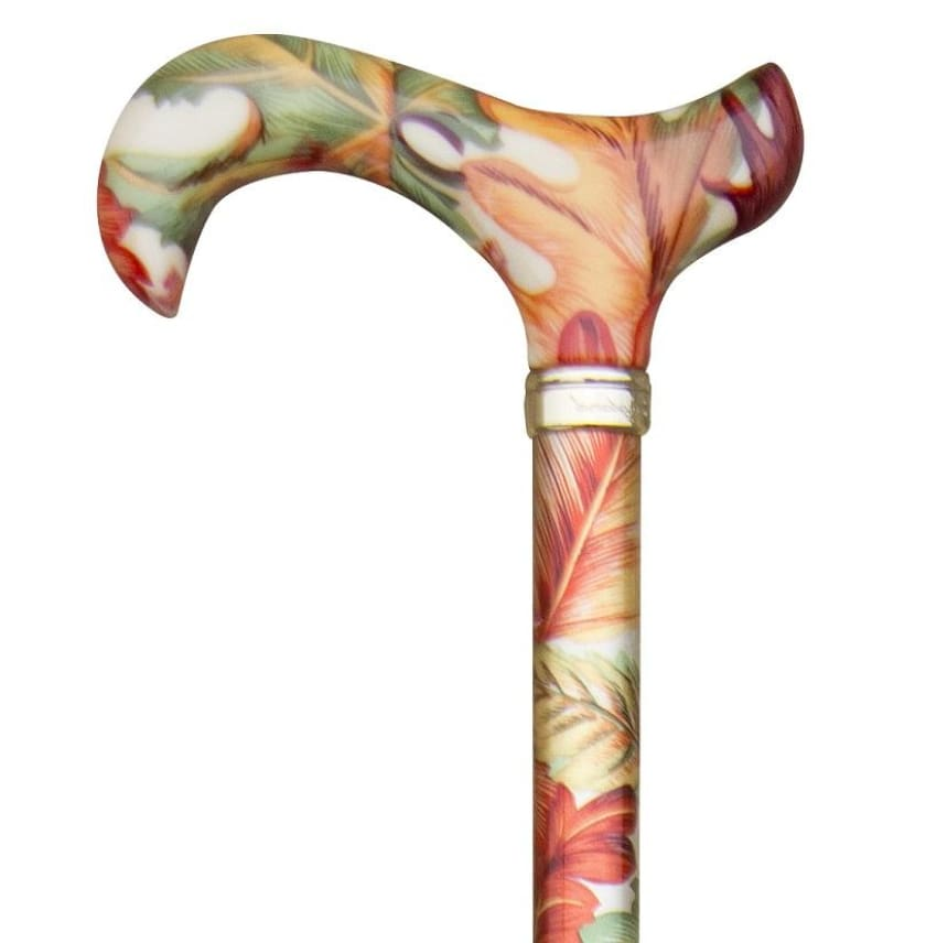 ADJUSTABLE CANE - GARDEN PARTY-Autumn Leaves - CANES