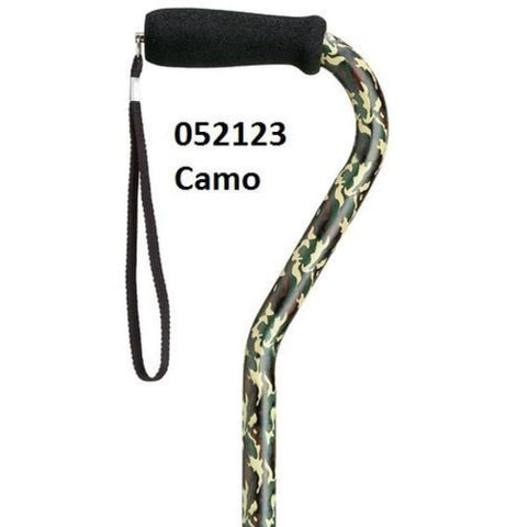 ADJUSTABLE OFFSET CANE CAMOUFLAGE