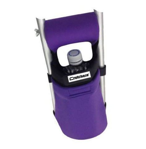 CRUTCHEZE CRUTCH BAG - DEEP PURPLE