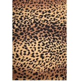 CRUTCHEZE ROLLATOR WALKER COVERS - LEOPARD - WALKER-Covers