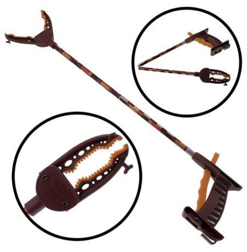 FOLDING REACHER STICK - REACHER