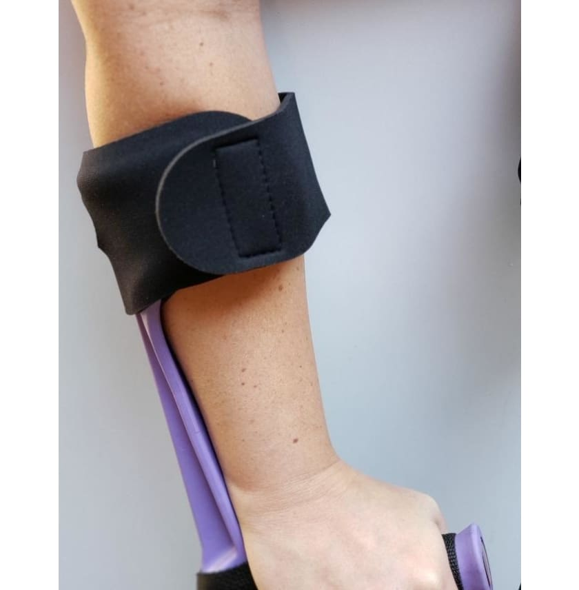 Forearm Crutch Pads - Neoprene Open Cuff - NEW ARRIVALS