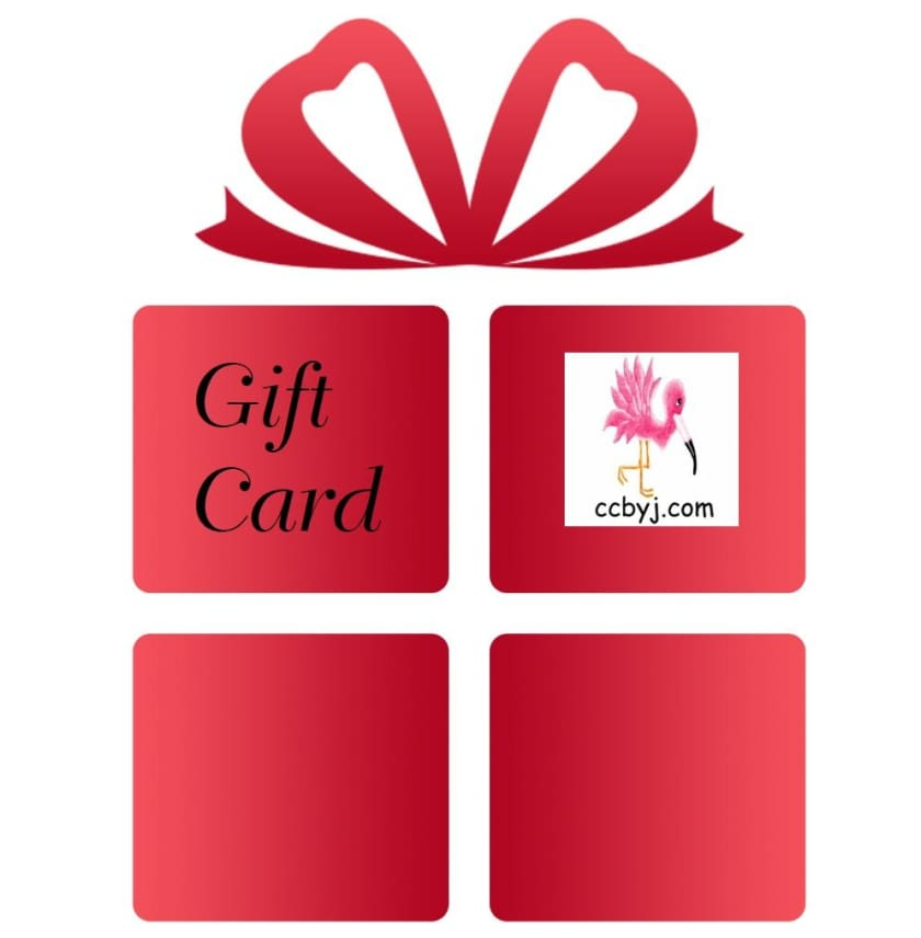 GIFT CARDS from COOL CRUTCHES by Jackie & CLASSY CANES by Jackie - Gift Card