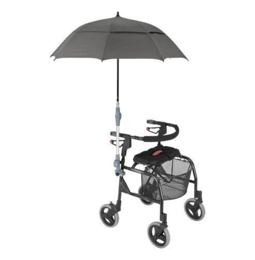 OSSENBERG WHEELCHAIR OR ROLLATOR UMBRELLA - xSALEx