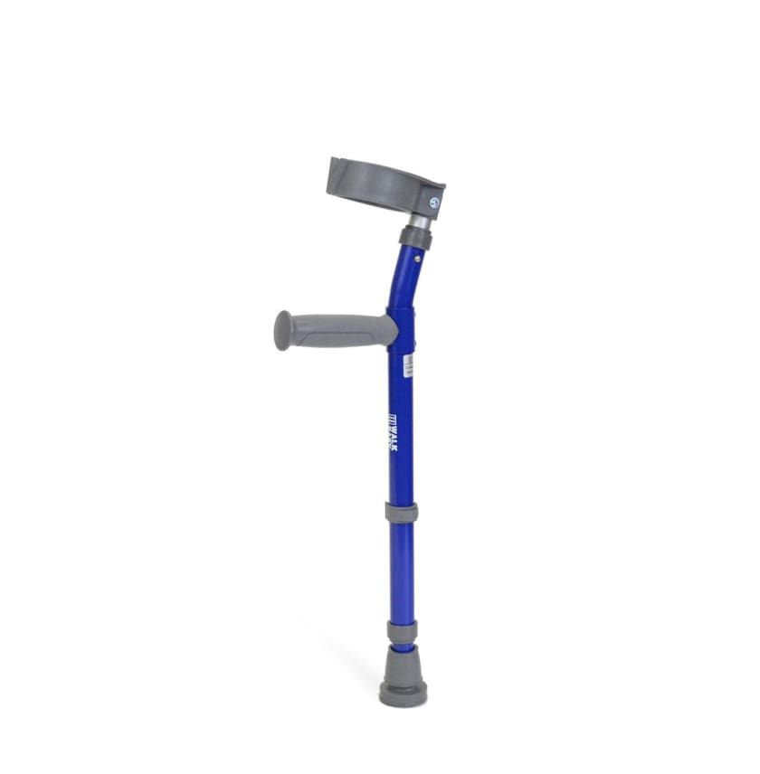 Walk Easy 562 Toddler Forearm Crutches - Choose Your Color - COOL KIDS STUFF