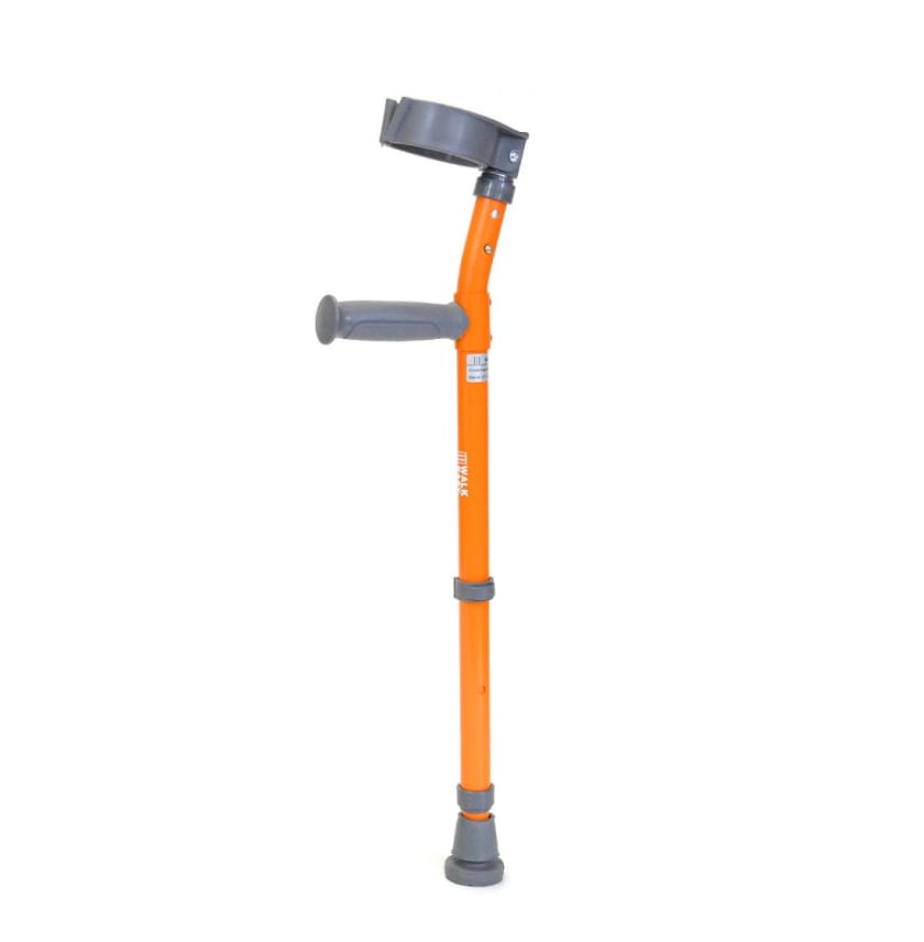 Walk Easy 572 Pediatric Forearm Crutches - Choose Your Color - COOL KIDS STUFF